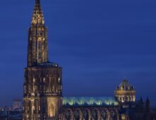 Catedral de Estrasburgo (Francia)