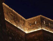 Castillo de Villaricos (Almería) | DCI Lighting Design