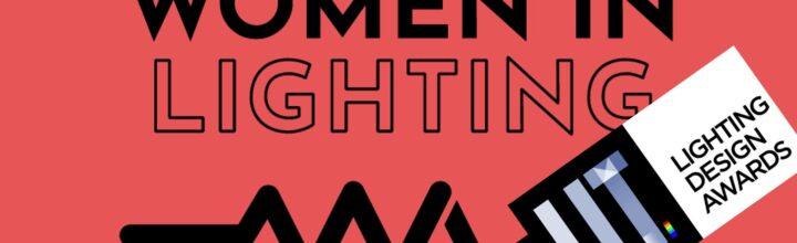 Premio LIT 2020 para Women·In·Lighting
