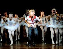 Encuentro de la Luz con el musical BILLY ELLIOT
