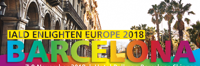 Convocatoria de conferencias para Enlighten Europe y Americas 2018