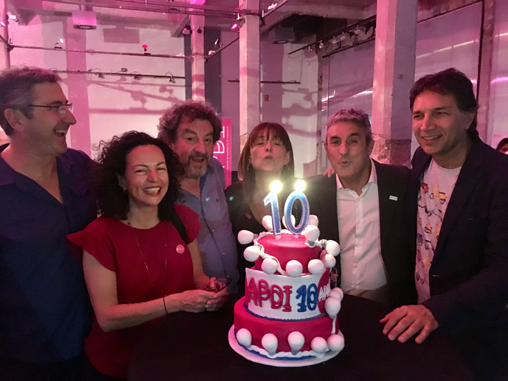 Celebrando 10 años de la Asociacion Profesional de Diseño de Iluminacion