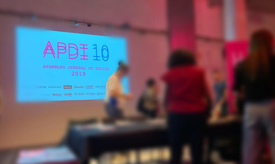 Nueva Junta Directiva de la APDI