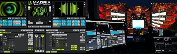 Cursos de Formación: Software MADRIX