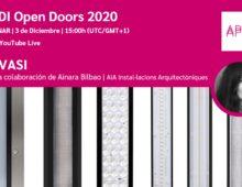 OPEN DOORS | Rovasi | Ainara Bilbao (AIA)