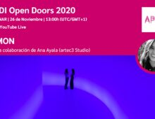 OPEN DOORS | Simon | Ana Ayala (artec3)