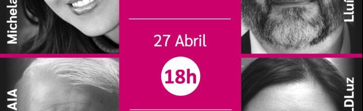 PAREJAS DE BAILE | ACI + APDI | 27 Abril 2021