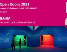 APDI Open Doors 2021   LUZ NEGRA
