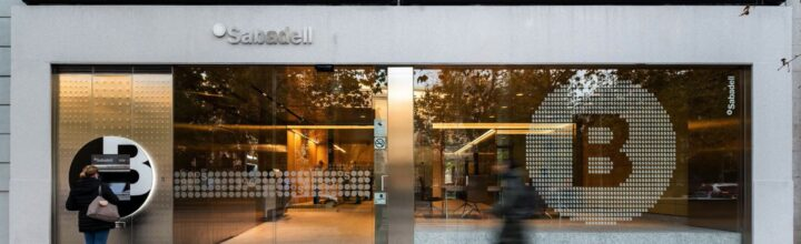 Oficina Piloto del Banco de Sabadell (Madrid) | La Invisible