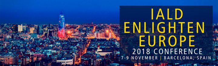 IALD Enlighten Europe 2018 se celebra en Barcelona