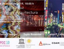 Conferencia «Big Data y Luz en Arte y Arquitectura»