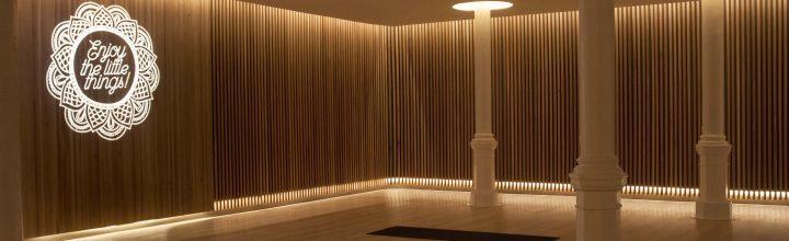 Holmes Place-Yoga Studio