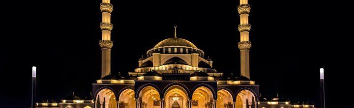 Iluminación de calidad para un lugar de culto